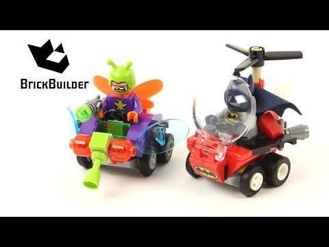 Vidéo LEGO DC Comics Super Heroes 76069 : Mighty Micros : Batman contre Killer Moth