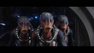 Валериан и Город Тысячи Планет - Official Trailer Teaser 2017 Movie 1080p Full HD