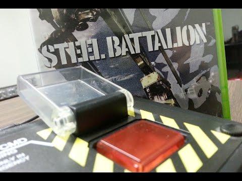steel battalion xbox ebay