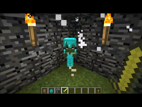 Minecraft - How to spawn and put armor on a baby zombie villager (Vanilla)