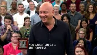 Steve's Hilarious Reaction to A Guest!  (The Steve Wilkos Show)