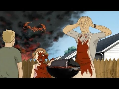 Top 10 Most Violent Cartoons