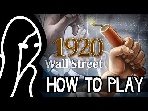 1920 Wall Street - How to play