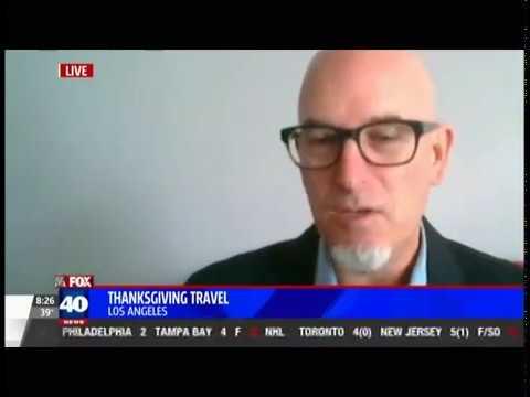 Steve Miller, President/Founder of getdismissed.com, featured on KTXL FOX40 Sacramento Morning News - November 24, 2016