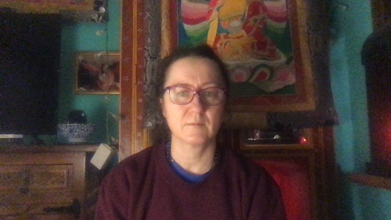 Lama Gangchen Tantric Self-Healing 2- Commentary by Lama Caroline - part 37 (EN)