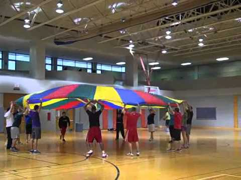 Parachute Activities by Josh