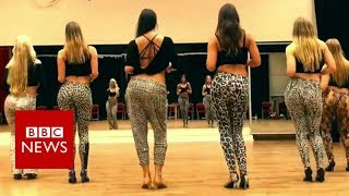 Is this the 'sexiest dance ever'? - BBC News