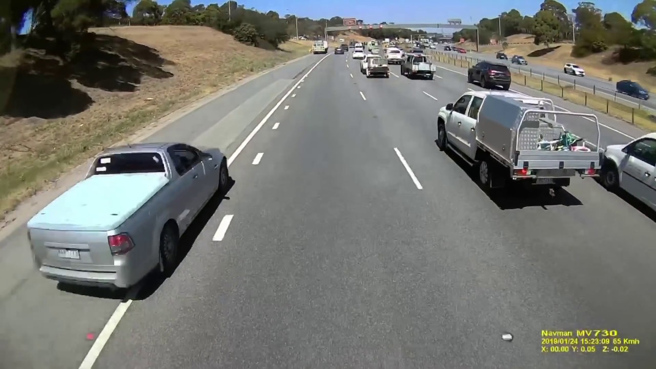 """This Month In Dash Cams: """"THERE GOES THE MATTRESS, HAHAHAHAHA"""""""