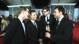 53rd Grammy Awards   The Black Keys Interview
