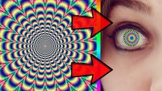 ILLUSION TO CHANGE YOUR EYE COLOR! 99% OF PEOPLES EYES WILL CHANGE!