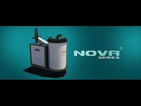 Industrial Dry Vaccum Cleaner