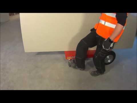 Starke Arvid Skivvagn mini - Board Trolley