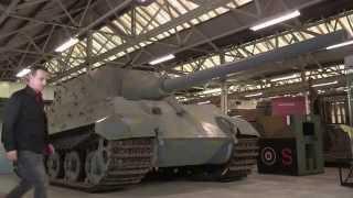 Get Inside the Tanks: Jagdtiger