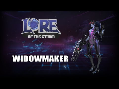 Widowmaker (Overwatch Lore)