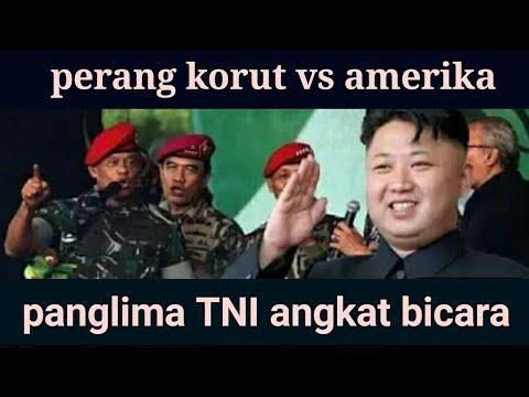 (BERITA TERKINI) KORUT VS A.S panglima TNI angkat bicara..