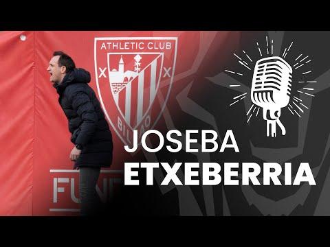 🎙️ Joseba Etxeberria I post Bilbao Athletic 2-0 Club Portugalete l J14- 2ªB 2020-21