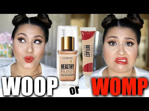 TruBlend Micro Minerals Foundation by Covergirl #5