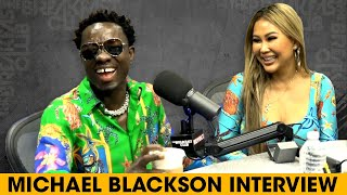 Michael Blackson Proposes To Girlfriend Live On The Breakfast Club