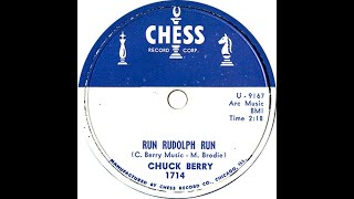 Chuck Berry - Run Rudolph Run video