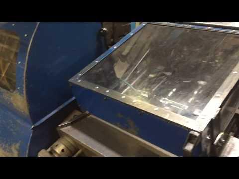 Video - Krupp / Metal Box endline upto CSW wrapper