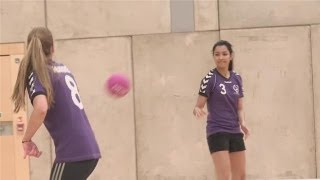 A Guide To Passing In Handball
