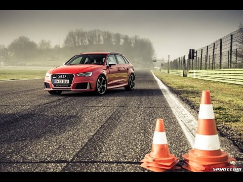 2016 Audi RS3 Sportback Review by GTspirit