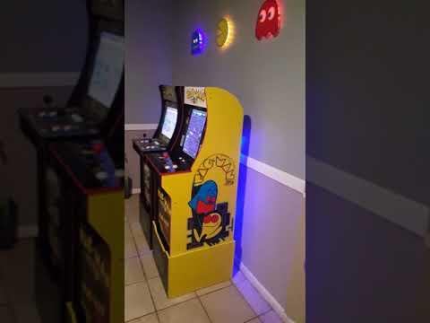 Arcade1Up Addresses Riser Measurements Dilemma - смотреть онлайн на