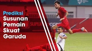 Prediksi Susunan Pemain Timnas Indonesia Jelang Hadapi Raksasa Piala AFF
