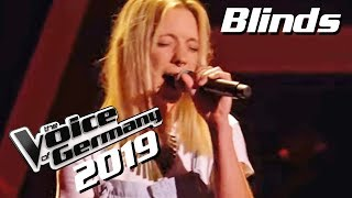 Sia   Chandelier (Veronika Rzasa) | The Voice Of Germany 2019 | Blinds