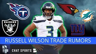 Russell Wilson Trade Rumors: 5 NFL Teams That Could Trade For The Seahawks QB Before 2019 NFL Draft