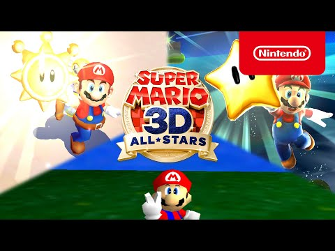 Nintendo Super Mario 3D All-Stars (Switch, ML)