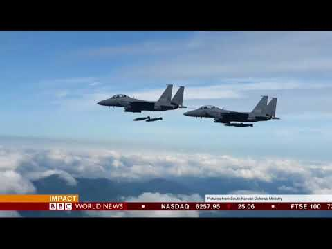 BBC World News Impact - North Korea missile