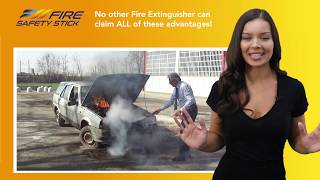 Introducing the Fire Safety Stick