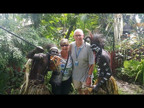 Cruise to Papua New Guinea on the Pacific Aria