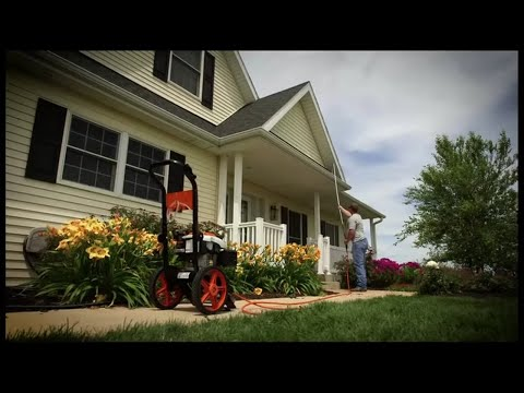Stihl RB 200 in Fairbanks, Alaska - Video 2