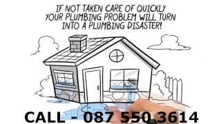 preview picture of video 'Plumber Centurion 087 550 3614'