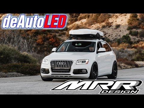 Audi Q5 x DeAutoLED x MRR WHEELS