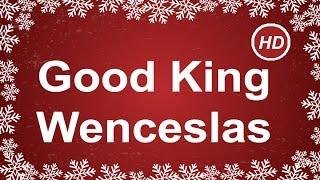 Good King Wenceslas with Lyrics | Best Christmas Carol & Song | Children Love to Sing