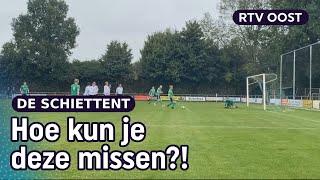 De Schiettent is open: de mooiste voetbalmomenten van dit weekend | RTV Oost