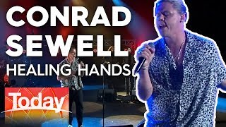 Conrad Sewell's Moving Live Performance Of Healing Hands | Today Show Australia