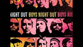 Boys Night Out- Fall for the Drinker