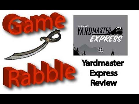 Yardmaster Express Review - Game Rabble