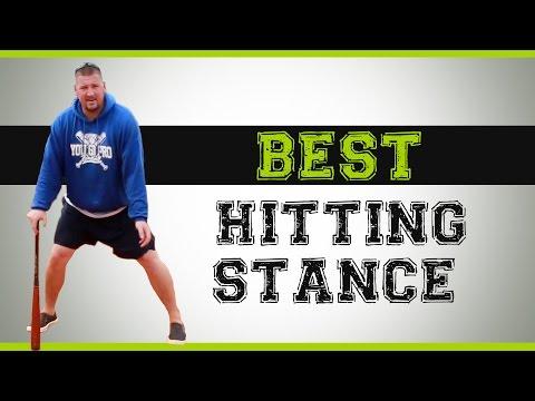 Baseball Hitting Stance