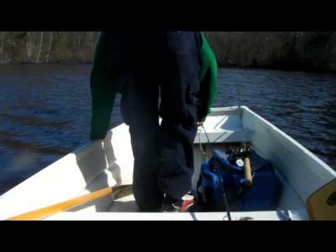 Fishing Video 2 : Stiles Pond : Bass N' Pickeral