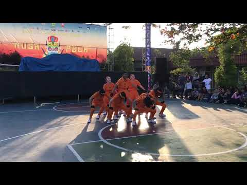 Modern Dance By Gazelle Dance Crew Samarinda.
