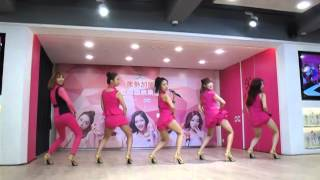 Two X - Ring Ma Bell @ first Hong Kong press con 2014.11.07