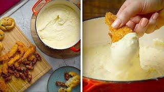 How To Make Cheesy Aligot Fondue