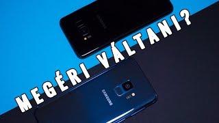 Megéri Galaxy S8-ról S9-re váltani?