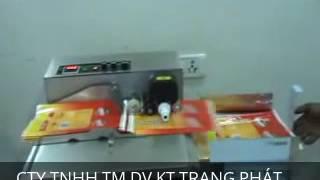 Máy in date MY 380 TPACK Tham khảo