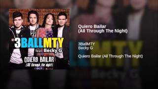 Quiero Bailar (All Through The Night)